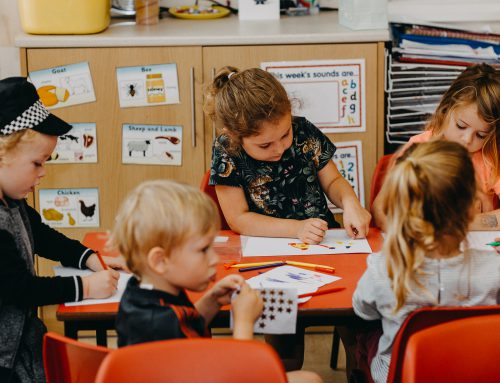 Helping children transition from nursery to school